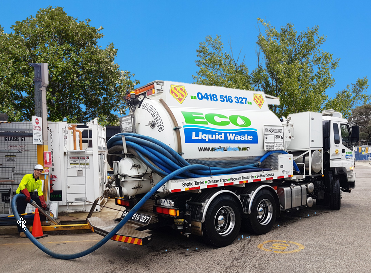 Septic Tank Pumping | Eco Liquid Waste Removal, Septic Tank