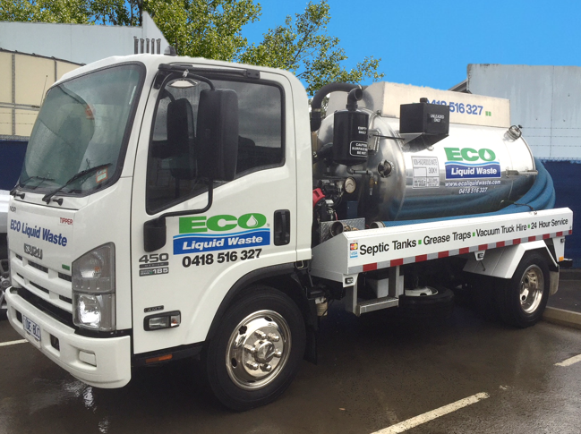 Waste Tank Pumping Service   Eco Liquid Waste Removal, Septic Tank